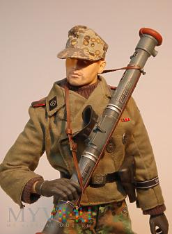 Sturmann z SS-Sturmgeschütz Abteilung 11.