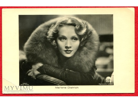 Marlene Dietrich Verlag ROSS 7294/1