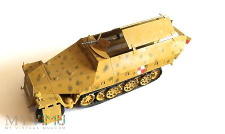 """Duże zdjęcie SdKfz 251/1 Ausf D """"Szary Wilk"""""""