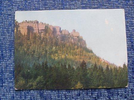 Góry Stołowe 1966r.
