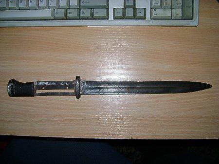 bagnet niemiecki model 84/98
