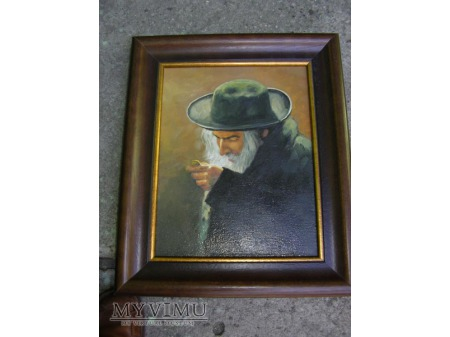 Portret żyda