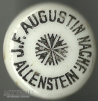 Allenstein (Olsztyn) - J.F. Augustin Nachf.