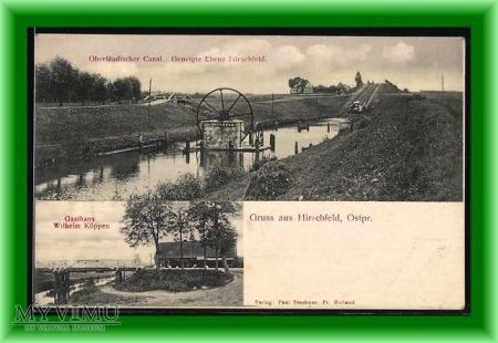 JELONKI Hirschfeld