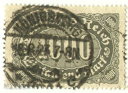 Królewiec - 1000 marek - 1927 r.