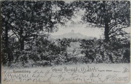 Gromnik - Rummelsberg 1904 r.
