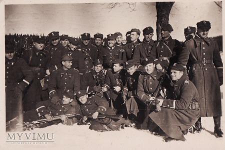Żołnierze LWP.