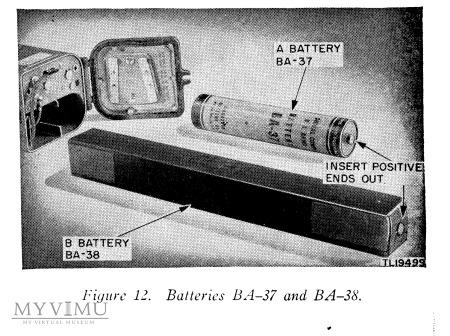 BC-611 handie talkie
