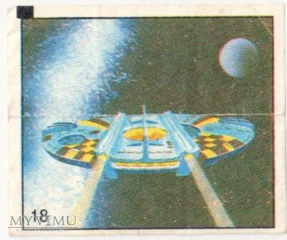 Historyjka kosmos nr 18