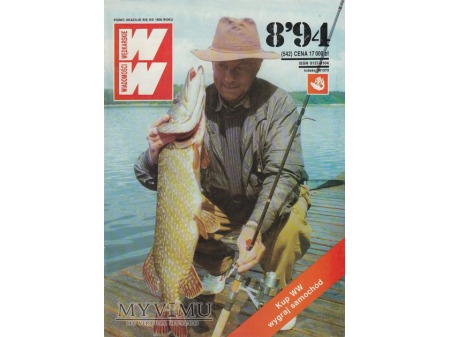 Wiadomości Wędkarskie 7-12/1994 (541-546)