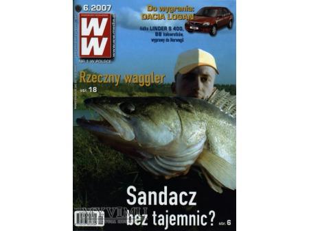 Wiadomości Wędkarskie 1-6/2007 (691-696)