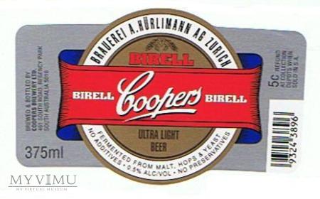 coopers ultra light beer