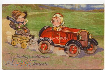 Imieninowa z obiegu 1936