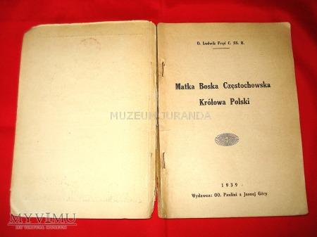 """""""Matka Boska Częstochowska Królowa Polski"""""""