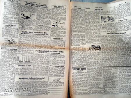 Gazeta 1940 rok
