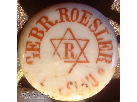 Brauerei Roesler - Breslau