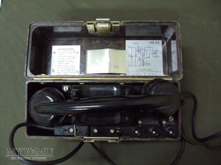 Duże zdjęcie Telefon polowy MB-66