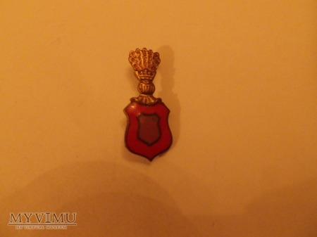 Herbowe szpile,wpinki,odznaki do krawatu cz.I