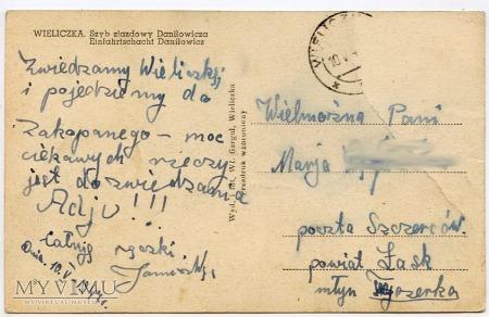Wieliczka - Szyb Daniłowicza - lata 30-te