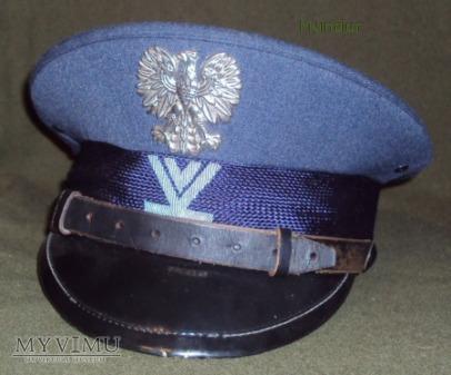 Czapka starszego sierżanta sztabowego SW