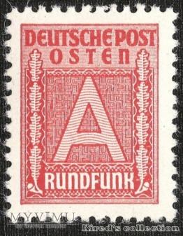 """Rundfunk """"A"""""""