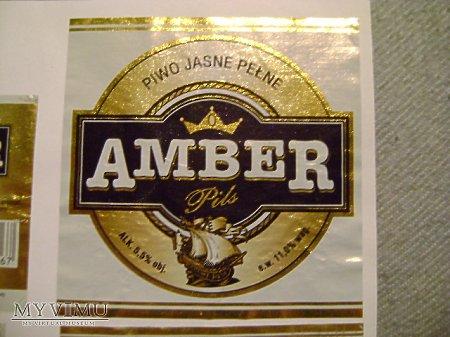 AMBER PILS