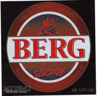 BERG Strong