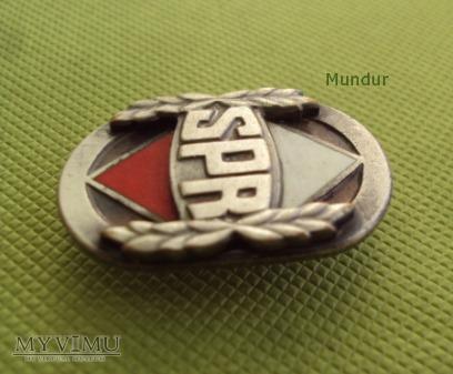 Odznaka absolwenta SPR
