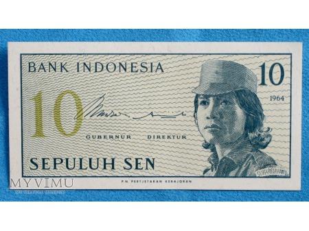 10 Sen 1964