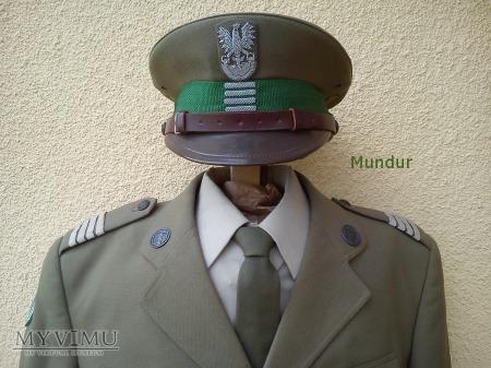 Letni mundur plutonowego WOP - GPK