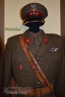 Duże zdjęcie Mundur służbowy wojsk lądowych
