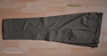 Spodnie wyjściowe letnie wz.92 wzór 103A/MON