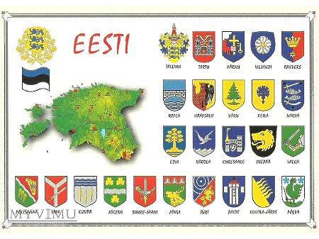 Estońskie herby