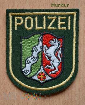 Emblemat Polizei Nordrhein-Westfalen