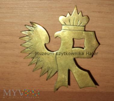 Orzeł pamiątka odznaka rezerwisty rezerwa