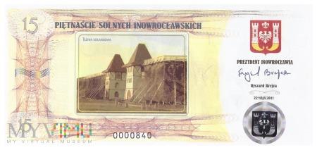Polska (Inowrocław) - 15 solnych (2011)