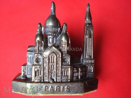 Duże zdjęcie Miniatura Bazyliki Sacre Coeur / Francja