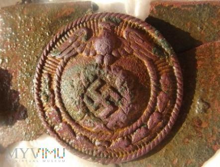 Niemiecka klamra wojskowa SA