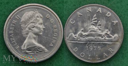 Kanada, 1 dolar 1975