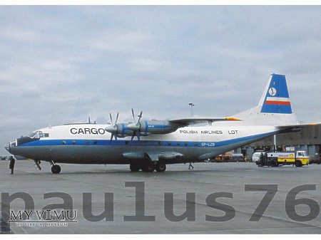 An-12, SP-LZB
