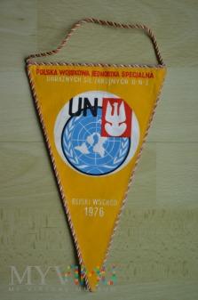 Proporczyk - POW - V zmiana ONZ