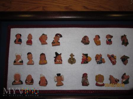 Figurki z bajek dla dzieci WHW