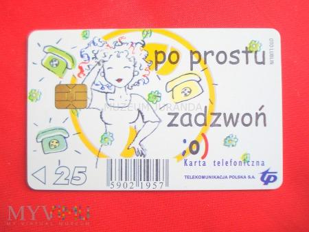 Karta chipowa 85
