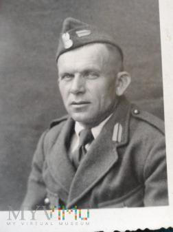 Żołnierz Armii Polskiej we Francji