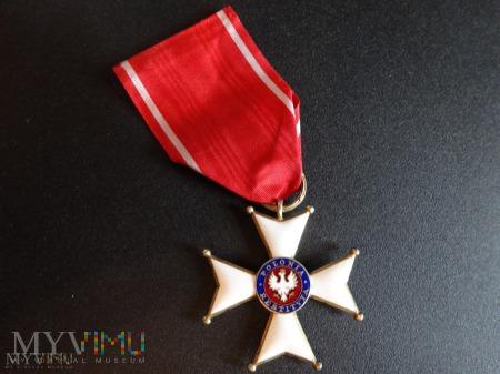 Krzyż Orderu Polonia Restituta 5 klasy międzywojen