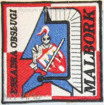 41. Eskadra Lotnictwa Taktycznego. Malbork.