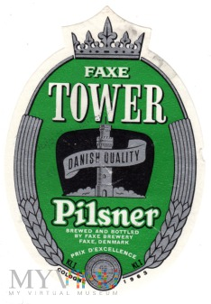 Faxe Tower Pilsner
