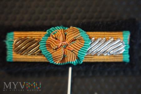 Duże zdjęcie Baretka Krzyża Grunwaldu II klasy