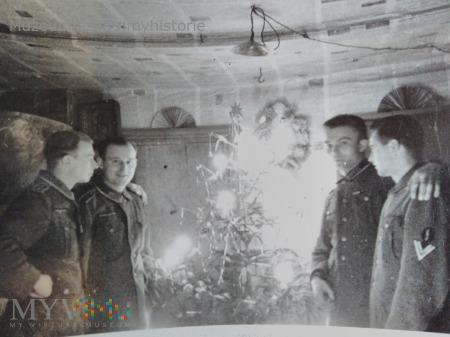 Boże Narodzenie 1941 nad Wołgą