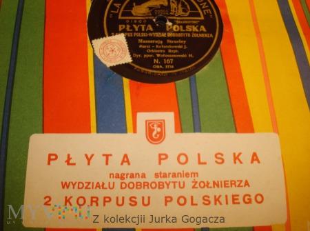 Płyty 2 Korpusu Polskiego